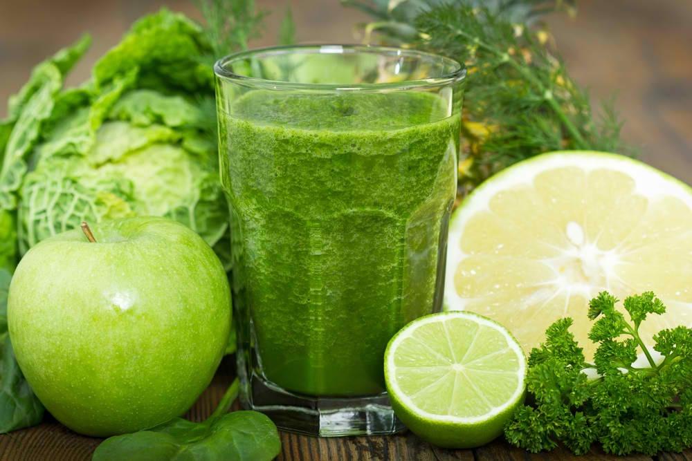 Rețete smoothies verzi